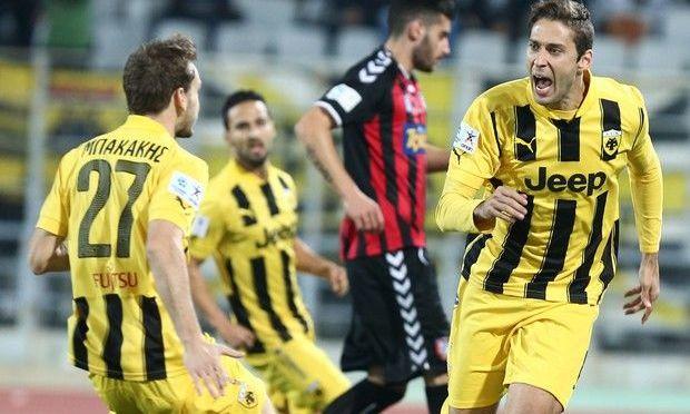 Bóng đá - AEK Athens vs PAE Atromitos 18/01/2021 02h30