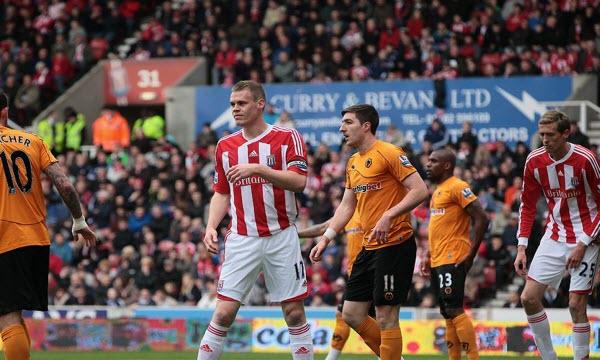 Bóng đá - Stoke City vs Wolves 19h ngày 31/7