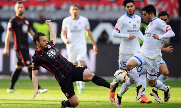 Bóng đá - Eintr. Frankfurt vs Mainz 05 00h30, ngày 08/02