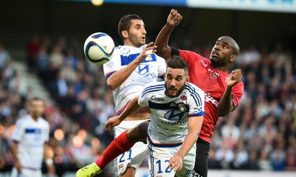 Bóng đá - Guingamp vs Lyon 03h00 ngày 08/02