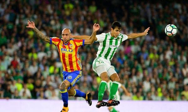 Bóng đá - Real Betis vs Valencia 03h00 ngày 08/02