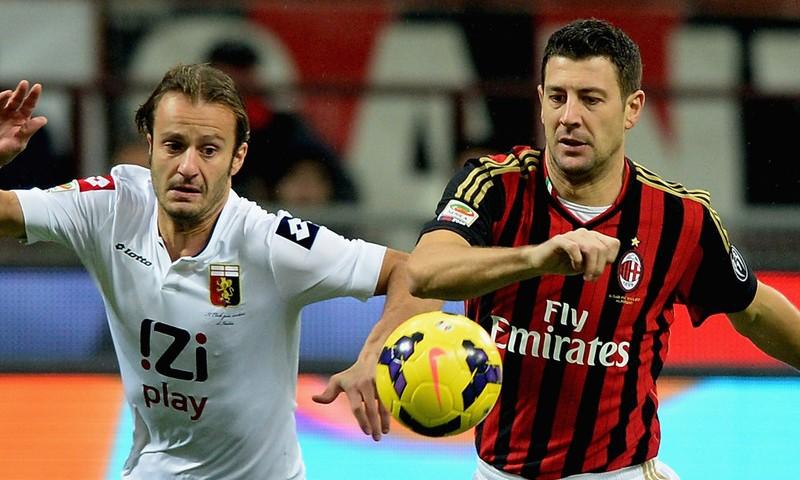 Bóng đá - Thông tin trước trận cầu đinh: Genoa - AC Milan
