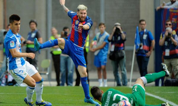 Bóng đá - Barcelona vs Leganes 01h45, ngày 08/04