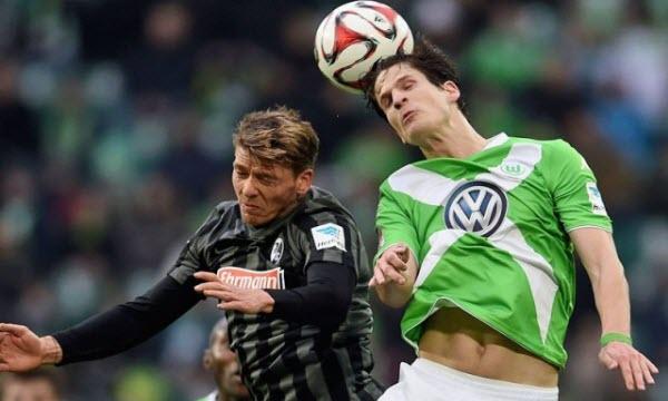 Bóng đá - Freiburg vs Wolfsburg 20h30, ngày 07/04