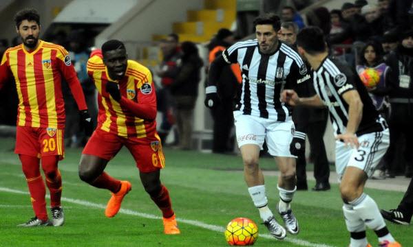 Dự đoán nhận định Besiktas JK vs Kayserispor 00h00 ngày 03/12