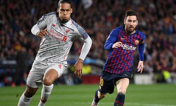 Bóng đá - Liverpool vs Barcelona 02h00 ngày 08/05