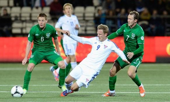 Bóng đá - CH Ireland vs Đảo Faroe: 01h45, ngày 08/06