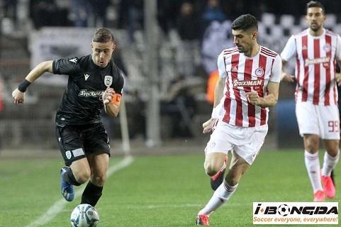 Bóng đá - PAOK Saloniki vs Olympiakos Piraeus 23h30 ngày 07/06