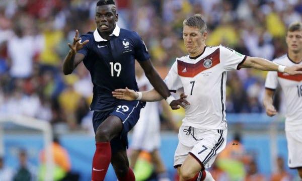 Bóng đá - Pháp vs Đức 02h00, ngày 08/07