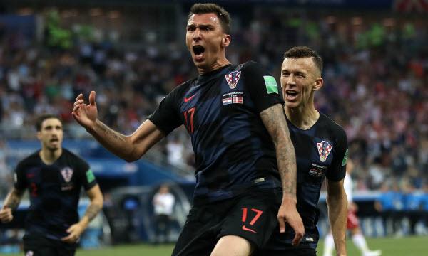 Bóng đá - Nga vs Croatia 01h00, ngày 08/07