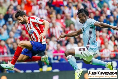 Thông tin trước trận Celta Vigo vs Atletico Madrid