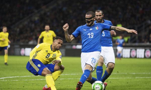 Bóng đá - Italia vs Ba Lan 01h45, ngày 08/09