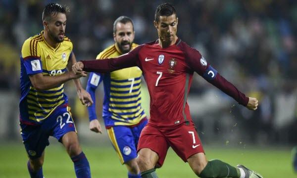 Bóng đá - Andorra vs Bồ Đào Nha 01h45, ngày 08/10