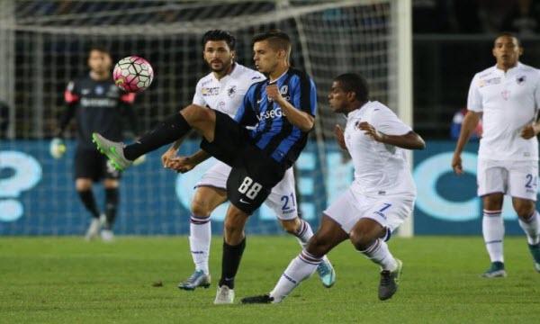 Bóng đá - Atalanta vs Sampdoria 20h00 ngày 07/10