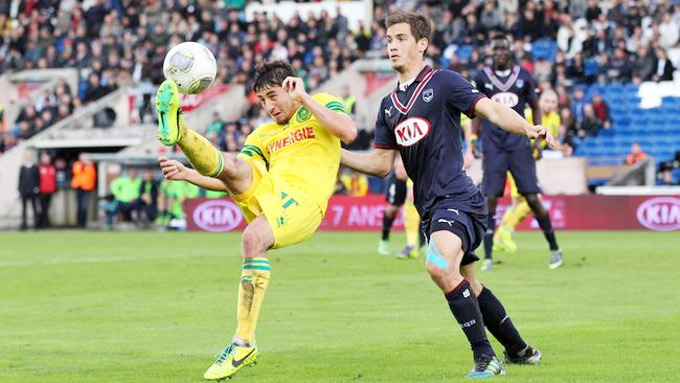 Bóng đá - Nantes vs Bordeaux 21h00 ngày 24/02