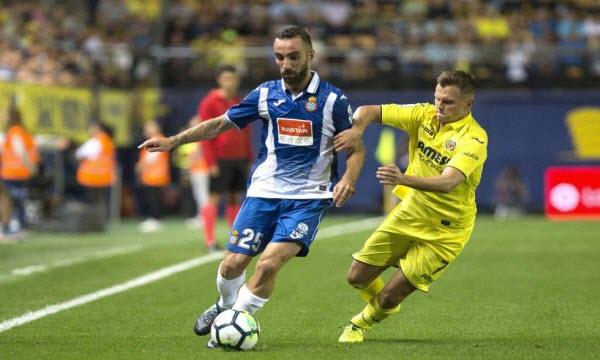 Bóng đá - Espanyol vs Villarreal 23h30 ngày 07/10