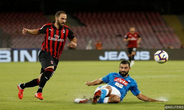Bóng đá - AC Milan vs Chievo 20h00 ngày 07/10