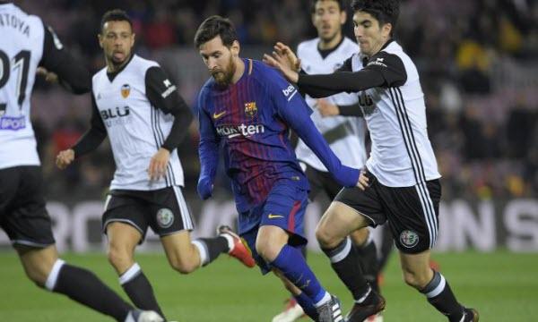 Dự đoán nhận định Barcelona vs Valencia 00h30 ngày 03/02