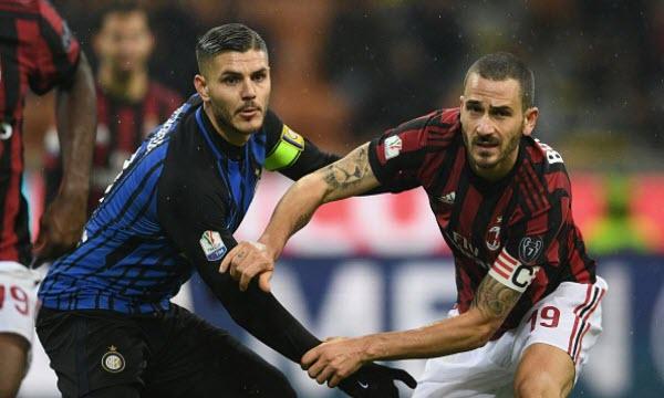 Bóng đá - Inter Milan vs Spal 10/03/2019 21h00
