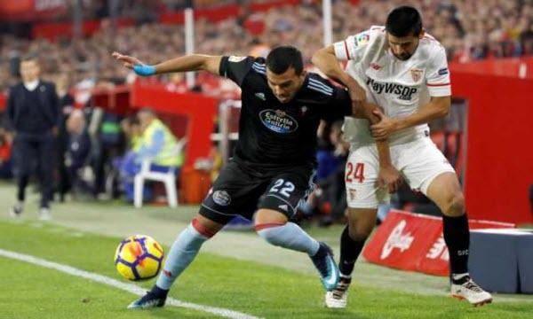 Bóng đá - Celta Vigo vs Sevilla 03/02/2019 02h45