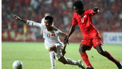 Bóng đá - Tổng quan bảng A: Malaysia và Singapore đáng gờm nhất