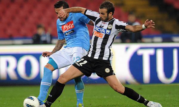 Bóng đá - Thông tin trước trận cầu đinh: SSC Napoli - Udinese