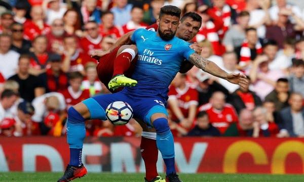 Bóng đá - Arsenal vs BATE Borisov 03h05, ngày 08/12