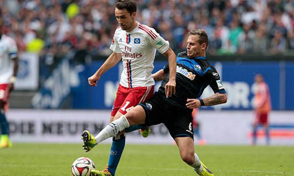 Bóng đá - SC Paderborn 07 vs Hamburger 20h30 ngày 12/05