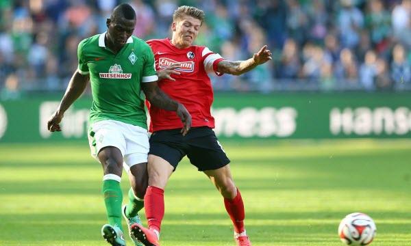 Bóng đá - Werder Bremen vs Fortuna Dusseldorf 02h30 ngày 08/12