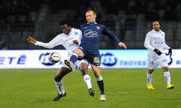 Thông tin trước trận Auxerre vs Valenciennes