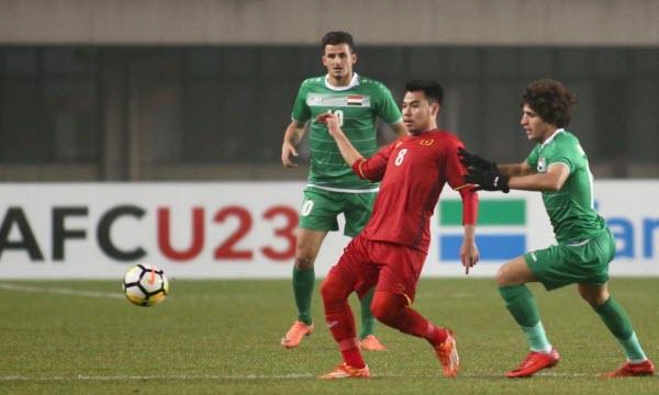 Bóng đá - Iraq vs Việt Nam 20h30 ngày 08/01