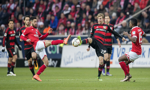 Bóng đá - Mainz 05 vs Bayer Leverkusen 02h30 ngày 09/02