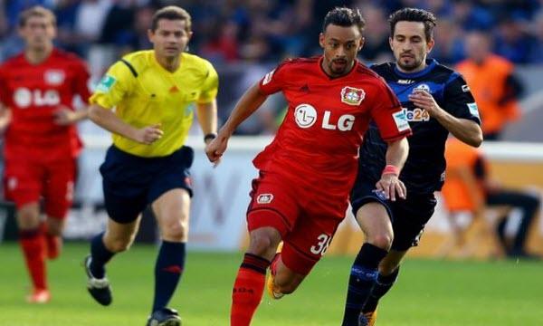 SC Paderborn 07 vs Bayer Leverkusen 00h00 ngày 20/01