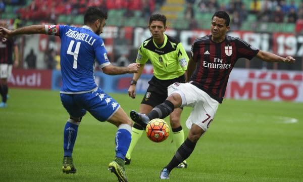 Bóng đá - AC Milan vs US Sassuolo Calcio 01h45, ngày 09/04