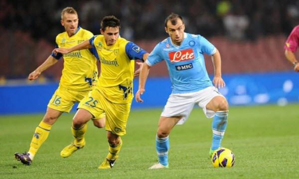 Bóng đá - Napoli vs Chievo 20h00, ngày 08/04