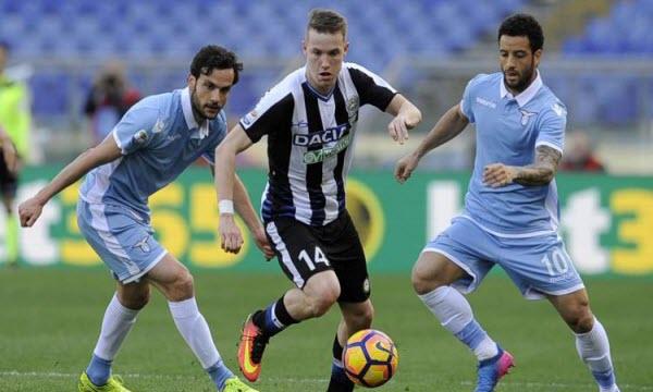 Bóng đá - Lazio vs Udinese 24/03/2019 21h00