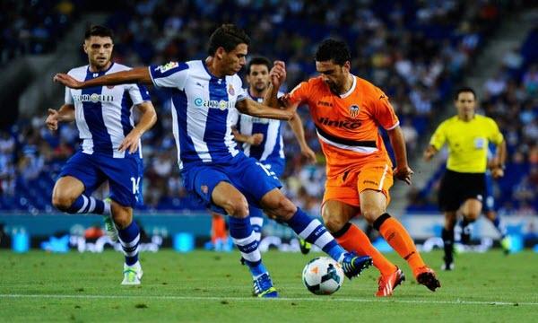 Bóng đá - Valencia vs Espanyol 01h45, ngày 09/04