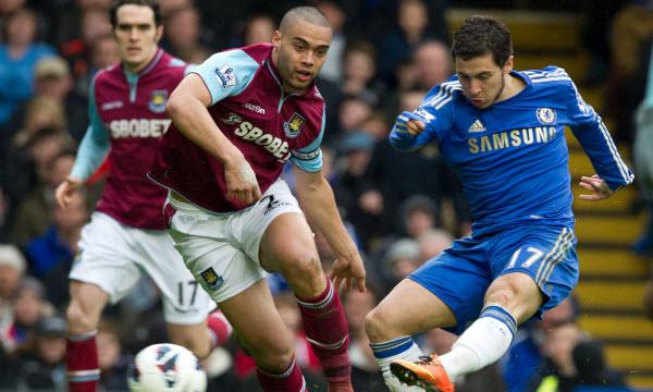 Bóng đá - Chelsea vs West Ham United 22h30, ngày 08/04