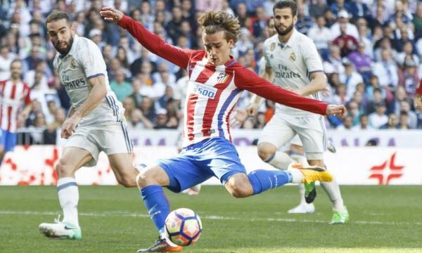 Bóng đá - Real Madrid vs Atletico Madrid 21h15, ngày 08/04