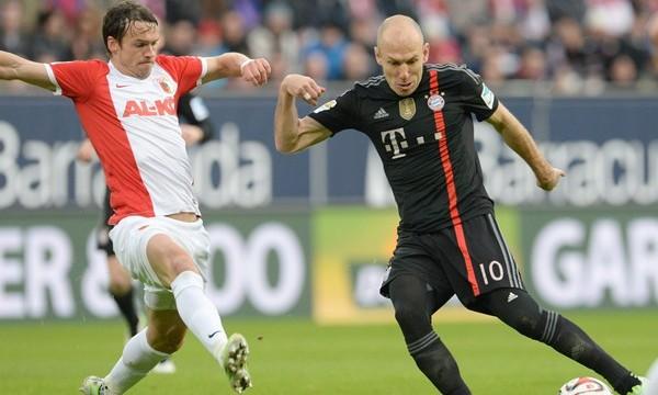 Bóng đá - Bayern Munich vs Augsburg 20h30, ngày 09/05