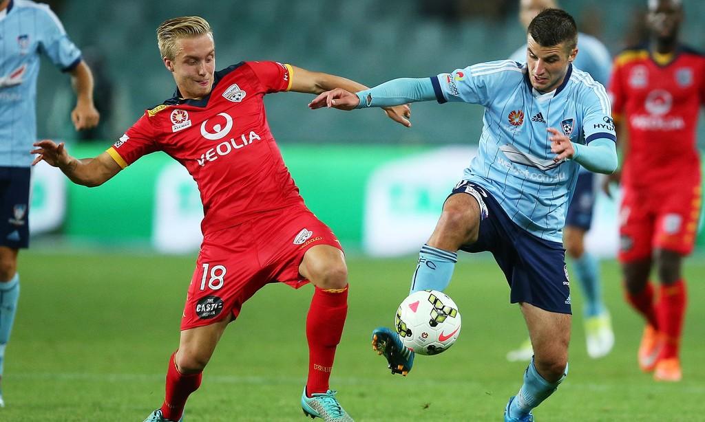 Thông tin trước trận Adelaide United FC vs Sydney FC