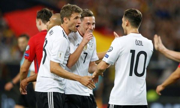 Bóng đá - Đức vs Saudi Arabia 00h30, ngày 09/06