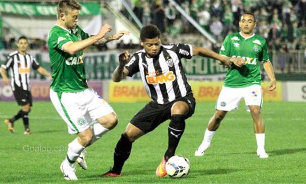 Bóng đá - Atletico Mineiro vs Chapecoense SC 6h ngày 22/6