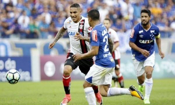Bóng đá - CR Flamengo (RJ) vs Cruzeiro (MG) 07h45, ngày 09/08