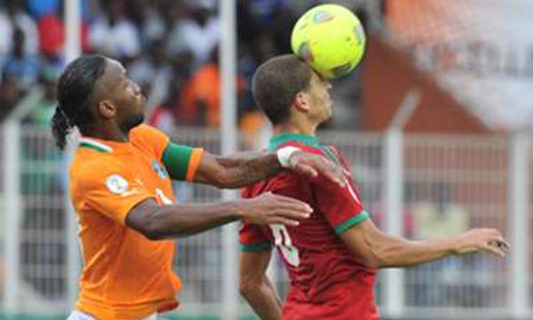 Bờ Biển Ngà 1-1 Morocco (Highlights bảng C, vòng loại WC 2014 khu vực Châu Phi)