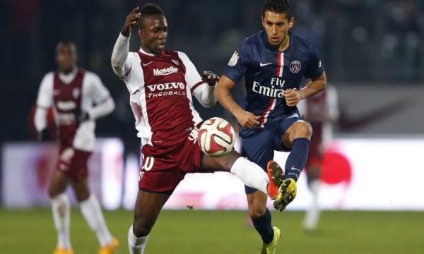Phân tích Paris Saint Germain vs Metz 2h ngày 17/9