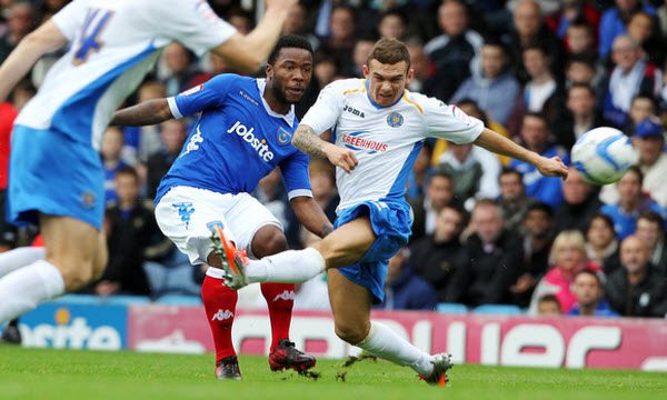 Bóng đá - Portsmouth vs Shrewsbury Town 21h00, ngày 08/09
