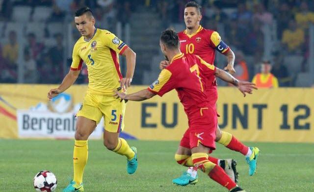 Bóng đá - Armenia vs Romania 23h00, ngày 08/10