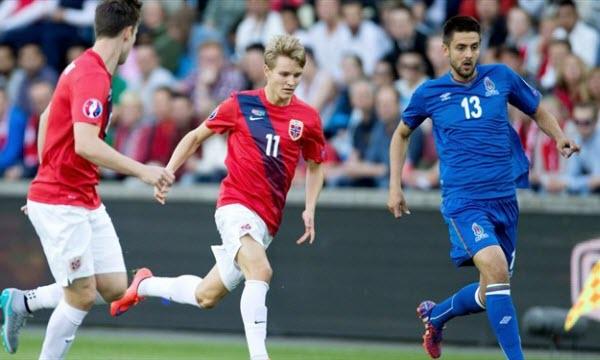 Bóng đá - Azerbaijan vs Na Uy 23h00, ngày 08/10
