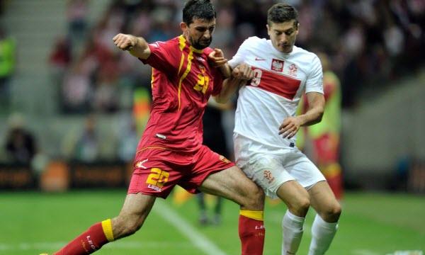 Bóng đá - Ba Lan vs Montenegro 23h00, ngày 08/10